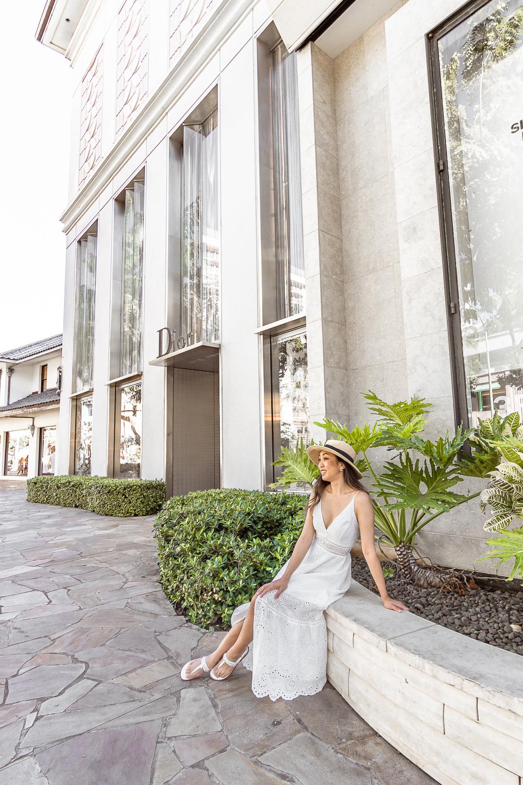 Christian Dior Hawaii Waikiki
